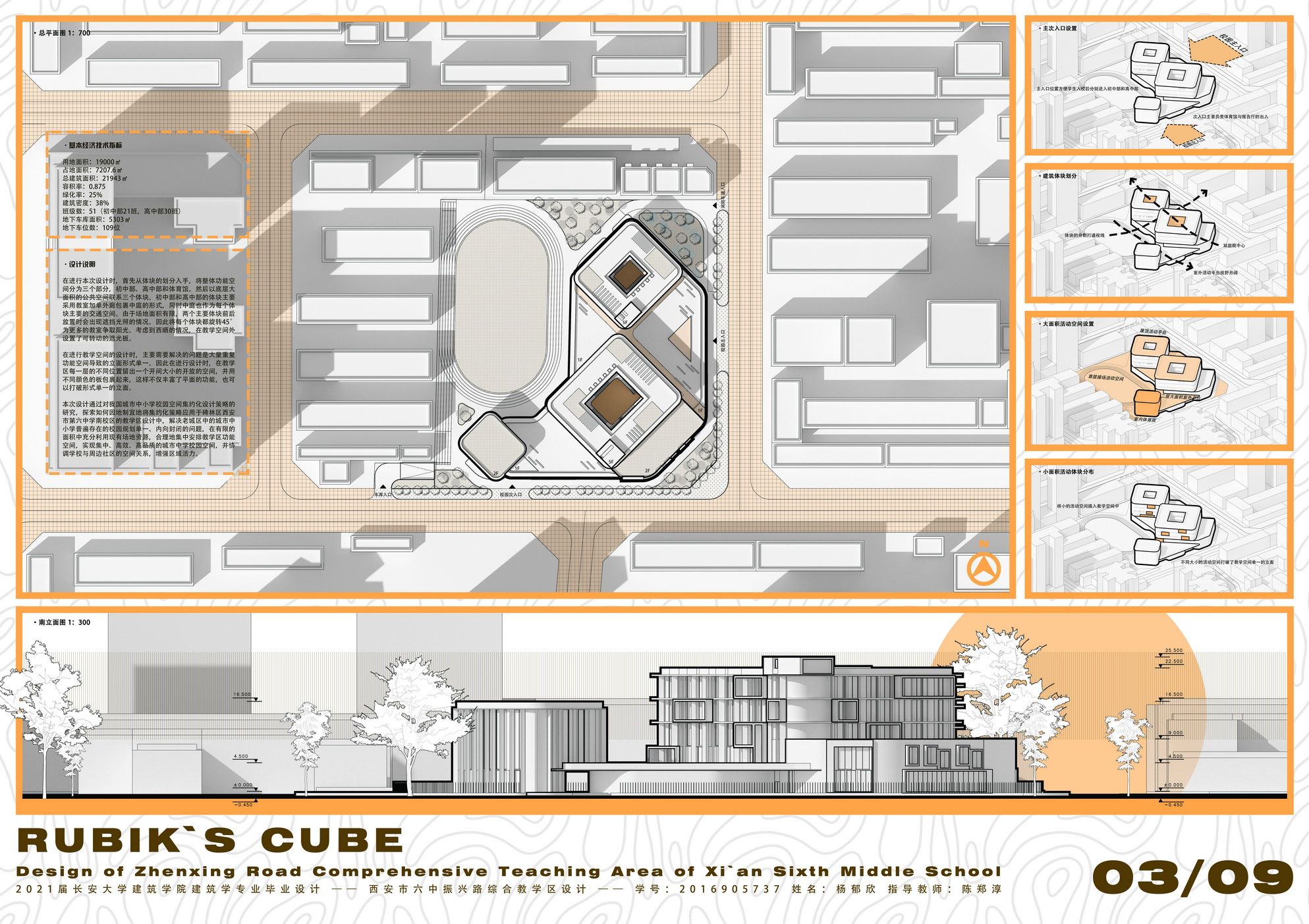 长安大学建筑学院2021毕业设计系列展 005